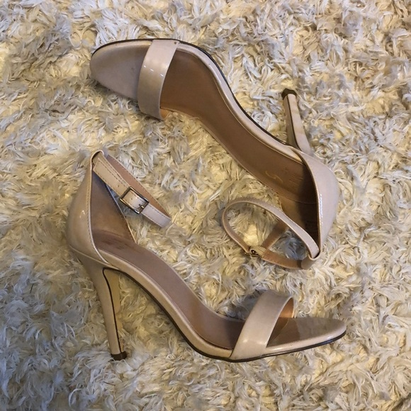 Shoes   Mix No 6 Nude Heels Size